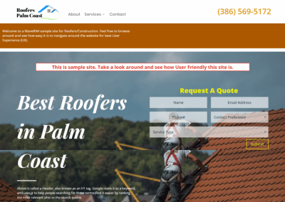 Roofers and Construction